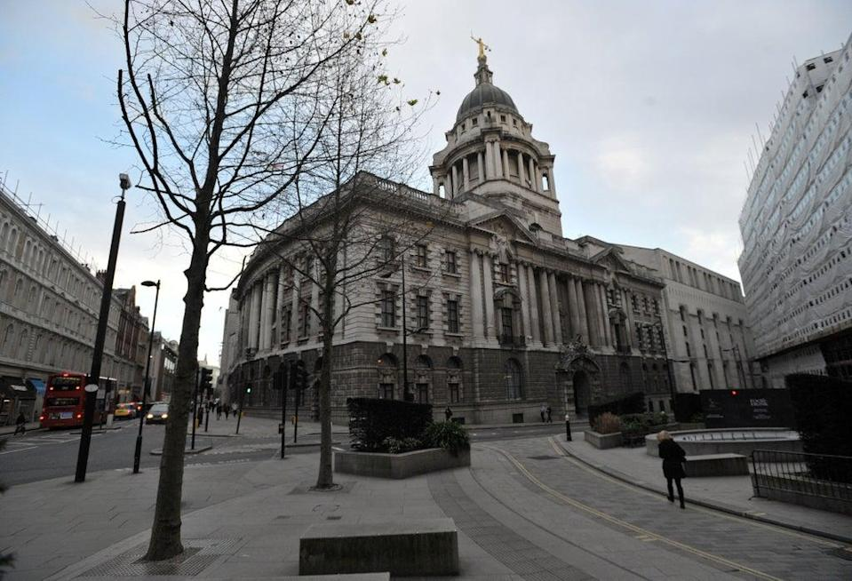 A view of the Central Criminal Court, also referred to as the Old Bailey (NIck Ansell/PA) (PA Archive)