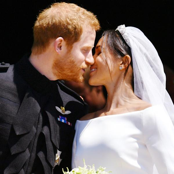 Prince Harry and Meghan Markle will both wear a wedding ring—which is actually a bit unusual for the royal family.