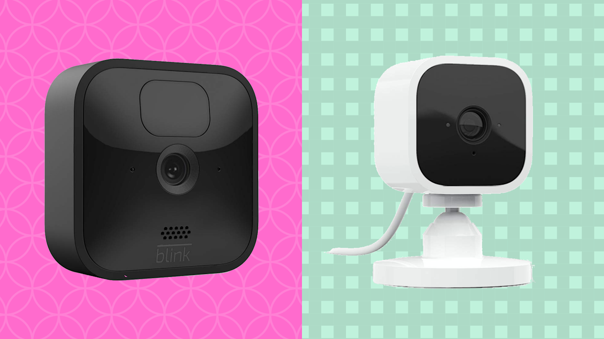 Prime Day comes early! Save up to $40 on Blink's Indoor and Outdoor smart home cameras! (Photo: Amazon)