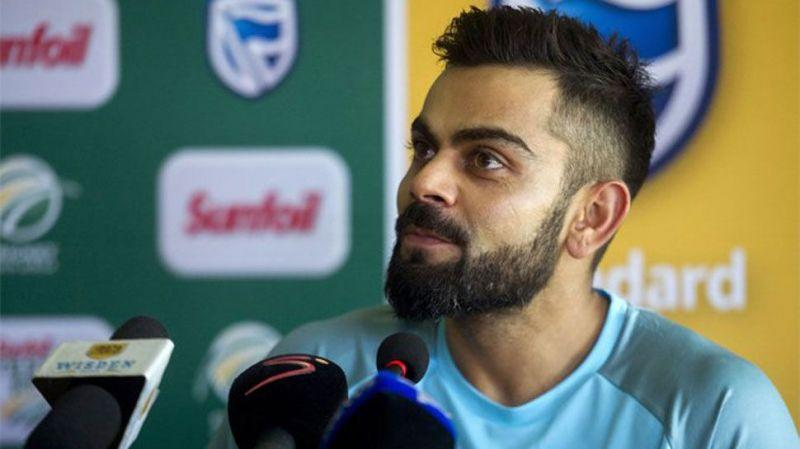 The Indian skipper is direct and confident with his verdicts