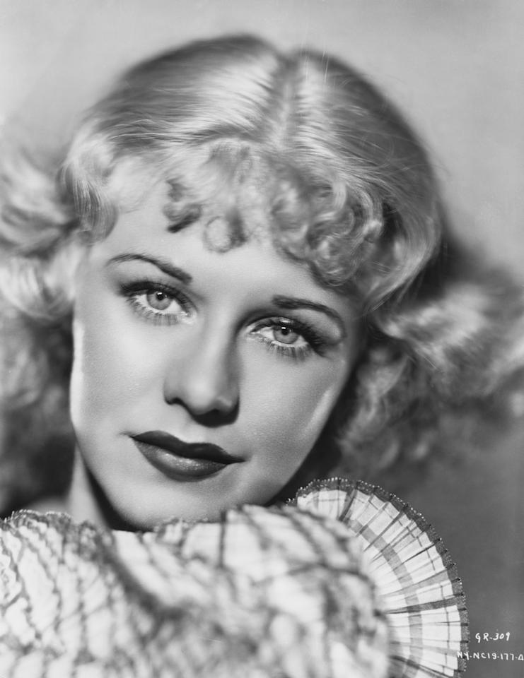 """<p>Revered for her high-flying dance skills and seductive blue eyes, Ginger Rogers was a force to be reckoned with throughout the 20th century film scene. Her participation in a Charleston dance competition as a young teen catapulted her career into the spotlight, and shortly thereafter she began performing in Broadway musicals such as <em>Top Speed</em> and <em>Girl Crazy</em>. Her big break came after her role as Anything Annie in the film <em>42nd St</em>, in which she dazzled audiences alongside Una Merkel with the tune """"Shuffle Off to Buffalo."""" Roughly nine months later, she achieved household name status when she danced alongside the ever-dapper <a href=""""https://www.crfashionbook.com/mens/a27423679/the-enduring-style-of-fred-astaire/"""" target=""""_blank"""">Fred Astaire</a> in the rom-com <em>Flying Down to Rio</em>. Together, the duo starred in 10 films over the course of 16 years, and tapped their way into movie-making history.</p><p>In honor of what would have been the actress' 108th birthday, <em>CR</em> rounds up some little known facts about the spirited, sharp, and sober starlet. </p>"""