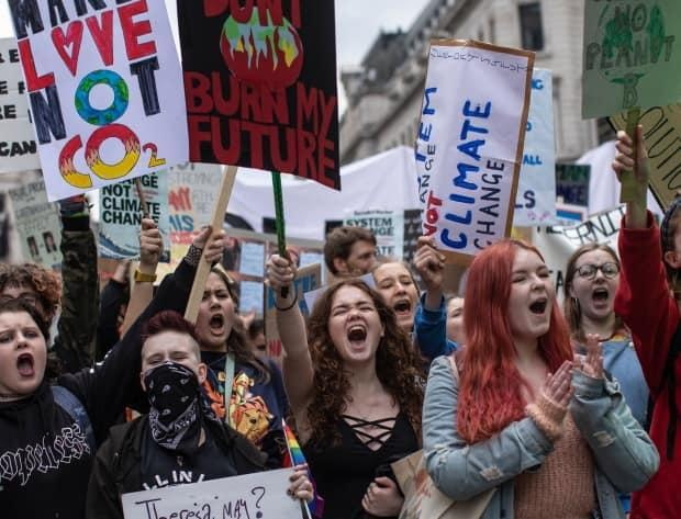 In 2019, thousands of students around the world took to the streets for climate marches.