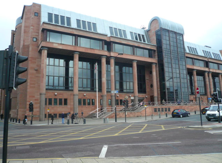 <em>Bariana was sentenced to eight and a half years at Newcastle Crown Court (Geograph)</em>