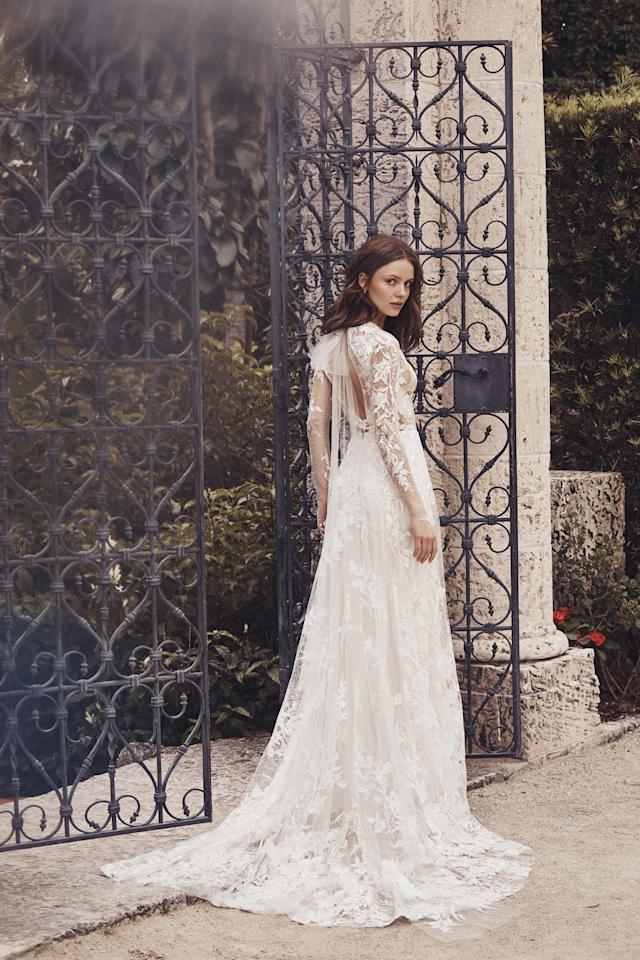 <p>The latest bridal collections-designed for Spring 2020 aisles-were all about new interpretations of the classics, fresh alternatives to ivory and alabaster, and inspirations from decades past that feel undeniably fashion-forward, without losing the uniqueness and timelessness a bridal gown requires. From modern takes on tailoring to the latest It accessories, these are the trends you'll want to keep an eye out for when shopping for next year's wedding season.</p>