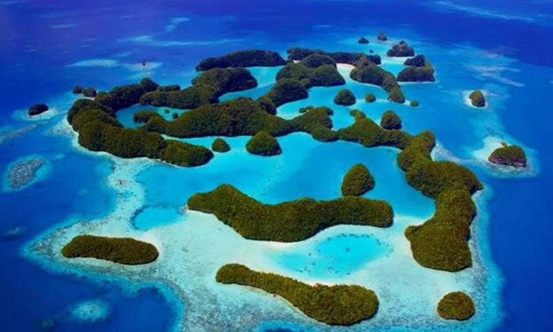 The tiny Pacific island nation of Palau is one of the few countries in the world with no cases of coronavirus.