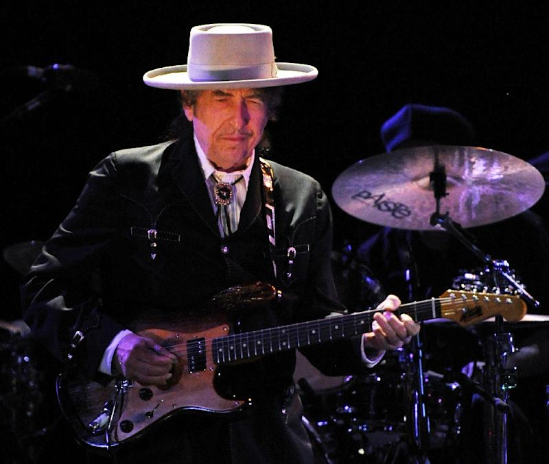 Best known as a folk singer, the 75-year-old Dylan cruised past prominent US novelists of his age range such as Don DeLillo and Philip Roth to be the first American to win literature's most prestigious prize in more than two decades