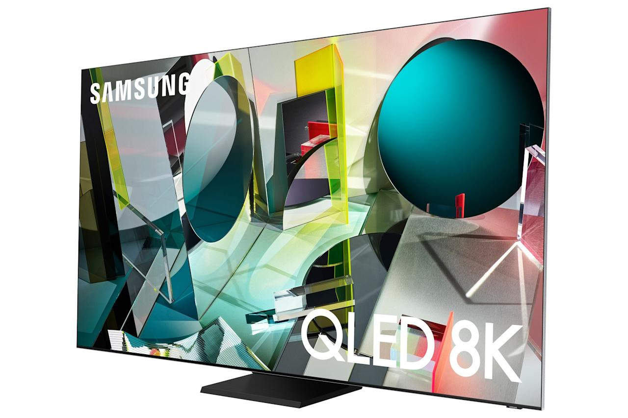 Samsung 4K and 8K QLED TV lineup