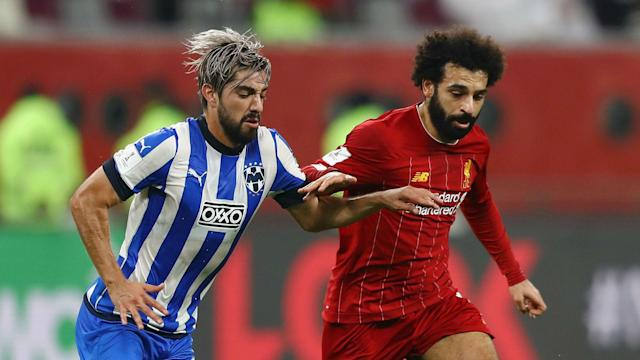 """Monterrey were called """"very aggressive"""" by Mohamed Salah, who felt Liverpool should have had more protection at the Club World Cup."""