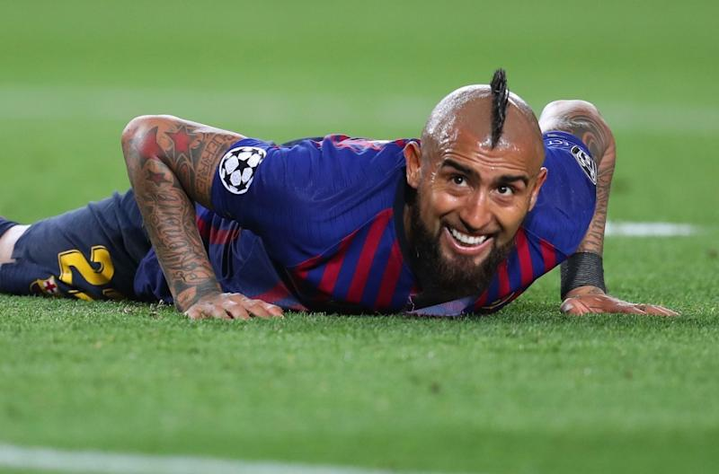 Vidal, messaggio all'Inter e ad Antonio Conte