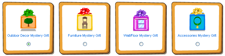 Happy Pets Mystery Gifts