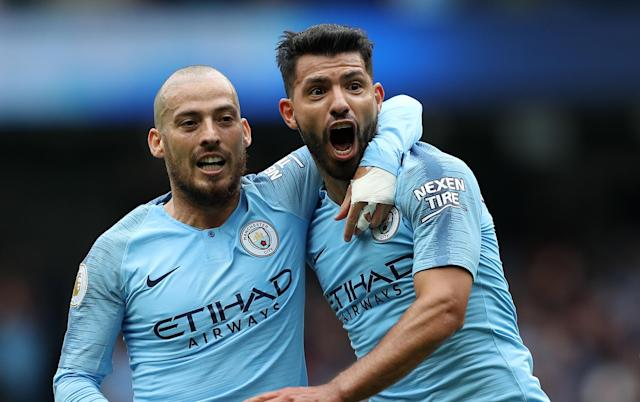 City slickers: but can Sergio Aguero and David Silva write more history at Wolves?