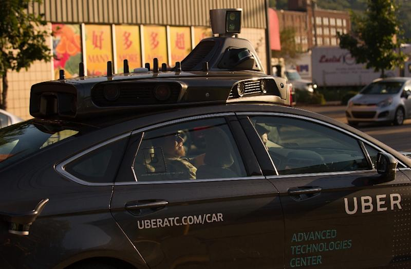 Uber heads in new direction with Toyota on self-driving cars
