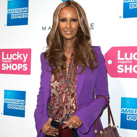 Iman excited for parent-inspired fashion show