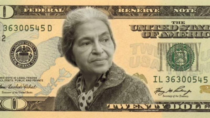 'Women on 20s' to Ask President Obama to Put One of These 4 Women on $20 Bill