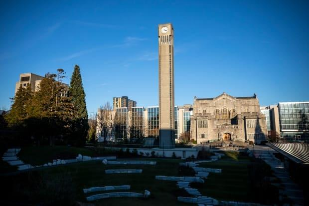 UBC has already mandated proof of vaccination for student housing, clubs, varsity sports and other non-essential activities. (Ben Nelms/CBC - image credit)