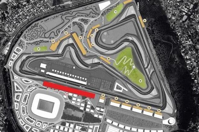 Rio track layout revealed but no F1 before 2021