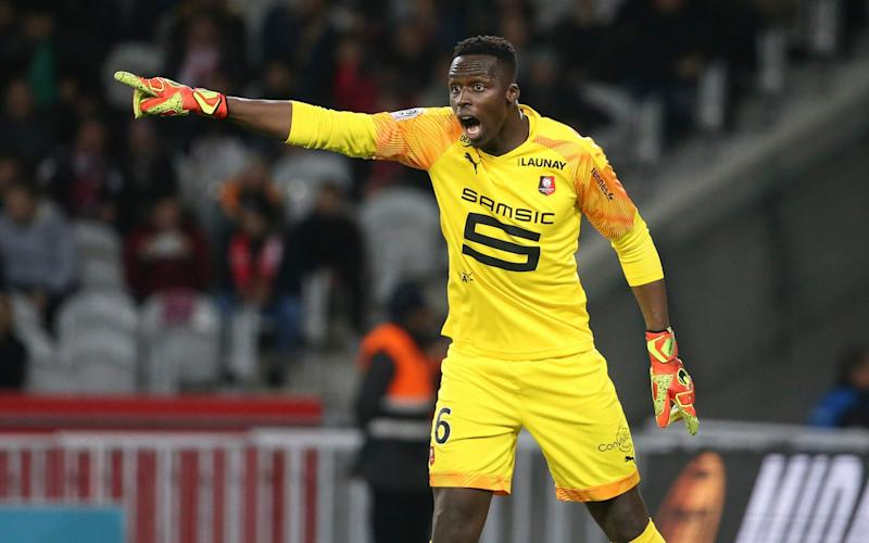 Edouard Mendy - GETTY IMAGES