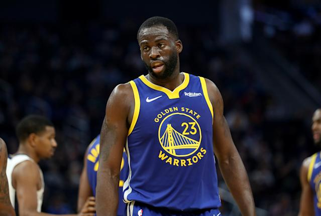 Did we appreciate what we had with Draymond Green and the championship Warriors? (Jane Tyska/Digital First Media/The Mercury News via Getty Images)