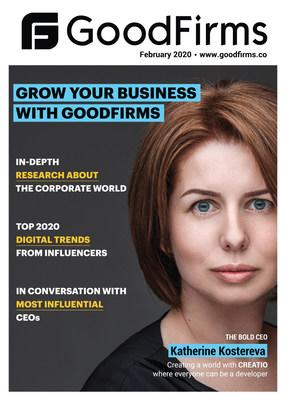 GoodFirms Magazine - First Edition