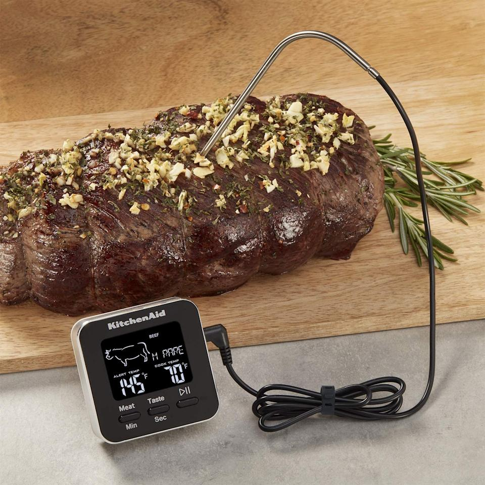 KitchenAid Programmable Wired Probe Thermometer