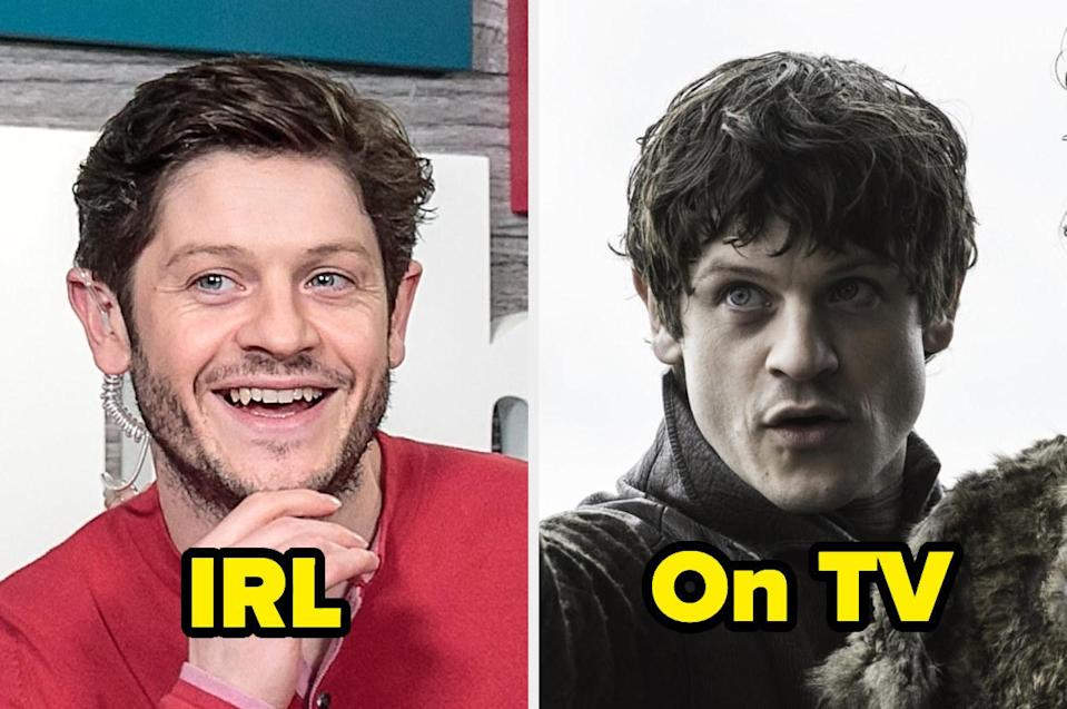 """<div><p>""""Iwan was so good at playing Ramsay that it was jarring to watch him in anything else. I saw him on a British comedy and he was good, but it was just so weird watching him play an affable, decent human being. Thankfully, some time away from <i>GoT</i> might help because he really is very good at a whole range of things.""""</p><p>—<a href=""""https://www.buzzfeed.com/tkgm"""" rel=""""nofollow noopener"""" target=""""_blank"""" data-ylk=""""slk:TKGM"""" class=""""link rapid-noclick-resp"""">TKGM</a></p></div><span> Getty Images / Helen Sloan / Courtesy HBO</span>"""