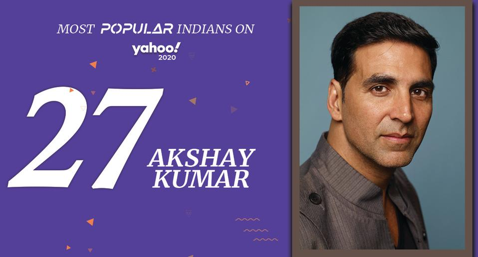 Akshay Kumar (born on September 9, 1967) <br>Indian Actor, Television Host, Producer