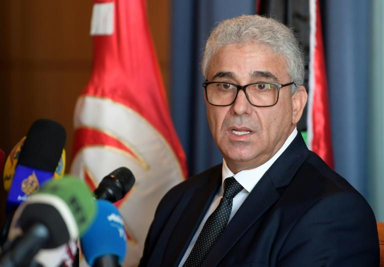 Bashagha had been a favourite to lead an interim government under UN-led peace efforts