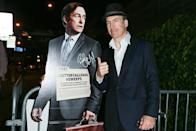 <p>Bob Odenkirk at the AMC Networks' 69th after-party at BOA Steakhouse in West Hollywood, Calif. (Photo: Rich Fury/Getty Images) </p>