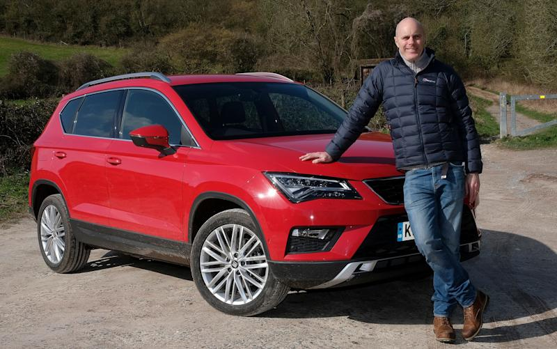 Seat Ateca long-term test - Foxall - Christopher Pledger