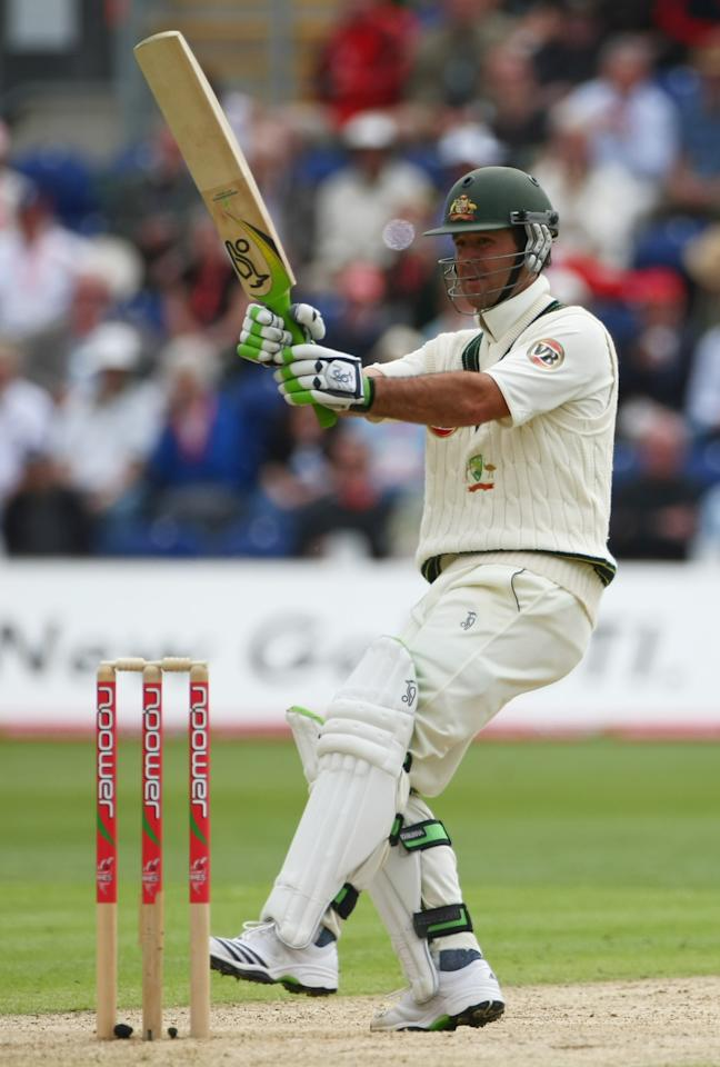 Australia's response was typical: four stunning centuries, including 150 by skipper Ricky Ponting took them to a massive 674/6 delcared.