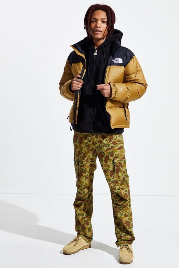 <p>He won't have to sacrifice his style this winter when he bundles up in <span>The North Face 1996 Retro Nuptse Puffer Jacket</span> ($279). It also comes in all the colors of the rainbow.</p>
