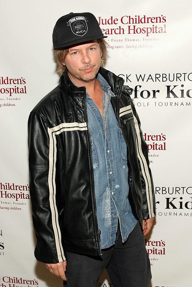 "Actor David Spade turns 47. Jesse Grant/<a href=""http://www.wireimage.com"" target=""new"">WireImage.com</a> - March 5, 2011"