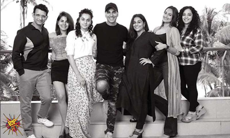 Mission Mangal Will Celebrate The Power Of Women Scientists : Akshay Kumar