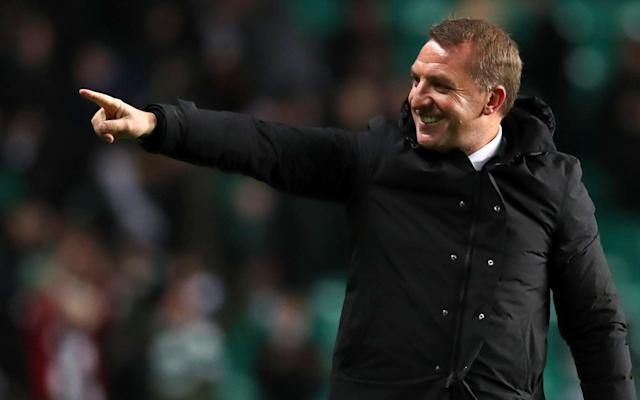 "Russia occupies a curious status in Celtic's chronicles, a trend that will be extended if Brendan Rodgers steers the Hoops past Zenit St Petersburg to a place in Friday's draw for the last 16 of the Europa League. Despite the country's reputation for inhospitable receptions to foreign interlopers, Celtic have found their recent visits to be productive. Tony Mowbray, whose record in Glasgow was nondescript, nevertheless became the first manager to follow a home defeat in Europe with a victory away over the same opposition when his players lost 1-0 to Dynamo at Celtic Park in the 2009 Champions League qualifiers but advanced with a 2-0 win in the Russian capital. In October 2012, Neil Lennon supervised Celtic's first away success in the Champions League group stage when they beat Spartak 3-2. Now Rodgers has the opportunity to accomplish a feat that seemed distinctly unlikely only a couple of weeks ago, when Celtic stumbled to defeat at Kilmarnock. Qualification for European football after Christmas was merited because of a 3-0 Champions League group stage victory over Anderlecht in Belgium, in which Celtic's tactical and physical superiority set them on course for third place in their section, behind Paris Saint-Germain and Bayern Munich. The presence of the French and German superpowers was responsible for Celtic conceding 18 goals, more than any other side at that stage of the tournament. Zenit, by contrast, scored 17 to enter the Europa League knockout stage as the competition's most prolific contenders. Callum McGregor scores Celtic's winner in the 1-0 home leg defeat of Zenit Credit: Action Images via Reuters/Lee Smith Moreover, Roberto Mancini's side never failed to score during their group matches, but Celtic's well-known frailty in central defence – plus a dispiriting injury roster – could not be exploited in the first leg at Parkhead by a Zenit side ring rusty after a winter break that saw them in action for the first time since early December. Rodgers also deserves credit for shuffling his pack to effect, having seemingly consigned Callum McGregor to the fringes of the squad, only to allot him a starting place in the first instalment of this tie, to be rewarded when the midfielder scored the goal which separates the sides. Tom Rogic who, like McGregor, can play either off the striker or in the midfield holding role, resumed business against St Johnstone last weekend but one would imagine that Rodgers, who is canny when it comes to withholding or advancing players, is likely to give McGregor the opportunity to supplement his contribution to the tie and keep Rogic back as required for either a defensive final half hour or to inject potency up front in the closing stages. Although he had inserted careful caveats when he spoke about Celtic's prospects before the first leg in Glasgow, Rodgers did not leave himself open to an indictment of false modesty ahead of the return. ""We played a perfect game really in how the players defended and attacked,"" he said. Roberto Mancini says his Zenit side won't change their approach Credit: Christopher Lee - UEFA/UEFA via Getty Images ""Of course, we would have liked to have had one or two more goals but the concentration and our quality in our game was at a very high level. We know that over the course of the two legs we need to replicate that but the players are ready. ""They showed last week they can play. If they play with that aggression, quality and intensity, then it gives us a great opportunity. Our belief has always been there. At the beginning of the first leg, I was being a realist as everyone would probably expect Zenit to go through, but what we showed in the first leg is that we're going to make it very difficult for them and going to make it really competitive. ""They will be expected to go through over the two legs, so my mindset hasn't changed, but what we showed in the first leg is that if we play with our quality and to the top of our level then we can match any team."" Mancini was equally bullish. All the players are ready and we don't change a lot,"" he said. ""We always play well at home in the Europa League ""When you play the group stage, it's different to when you play two games. I'm confident we'll play a good game, concentrate without pressure."" The temperature in St Petersburg is predicted to fall to -13C by kickoff in the Krestovsky Stadium, but the roof will be closed. In any case, if Celtic score even one goal, the chances are that their travelling fans will come home basking in the prospect of a spring flowering."