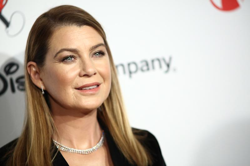 Actress Ellen Pompeo of Grey's Anatomy filmed a sweet video for medical professionals amid the coronavirus pandemic. (Photo: Tommaso Boddi/Getty Images for Save the Children)