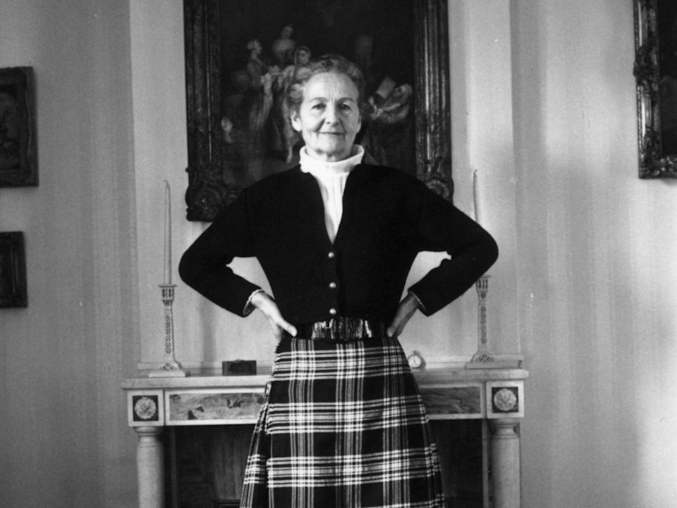 Mitford spent her remaining years in France, where she died in 1973 aged68Getty Images