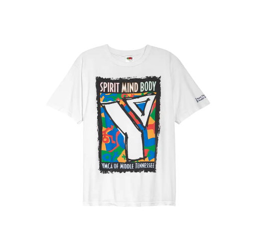 Unisex Vintage '90s YMCA of Middle Tennessee Graphic Tee. Image via Nordstrom.