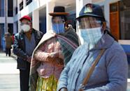 """Transporting vaccines """"to the most distant parts of the big cities and to peripheral neighborhoods"""" and remote cities like Puno, high in the Peruvian Andes near Bolivia, """"will be the first major challenge,"""" Colombian epidemiologist Carlos Trillos told AFP"""