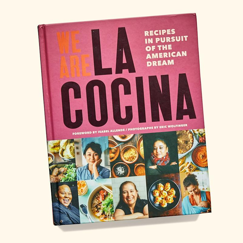 Our BA Cookbook Club pick for January 2020!