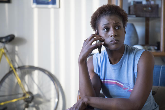 Issa Rae in <em> Insecure</em>. (Photo: HBO via AP)