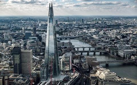 The Shard - Credit:  Cultura Exclusive