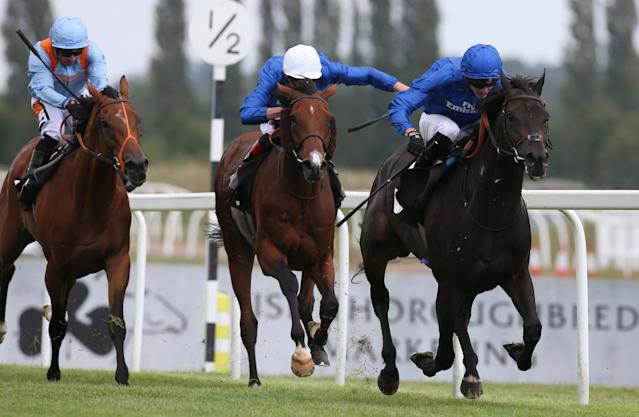 Hamada and James Doyle land the Irish Thoroughbed Marketing Geoffrey Freer Stakes