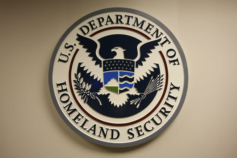Trump says Homeland Security official Chad Wolf will be new acting DHS secretary
