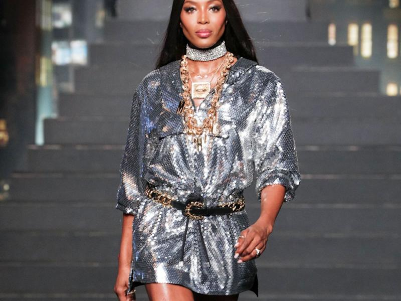 545fbdc7dc Everything You Need To See   Know From The H M x Moschino Show