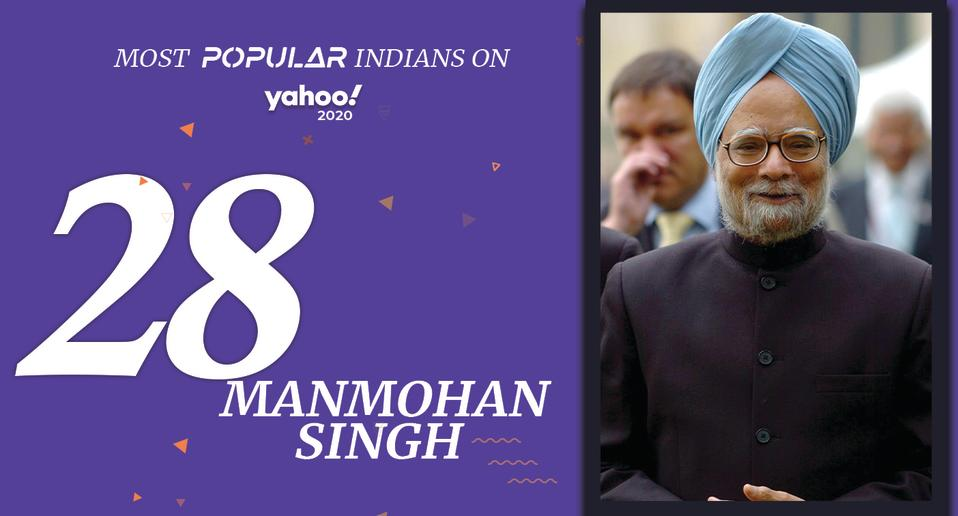 Manmohan Singh (born 26 September, 1932) <br>Former Prime Minister of India