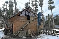 Last November, authorities began sending out eviction notices after claiming that more than 60,000 people were illegally living in or cultivating land in Kashmir's forests