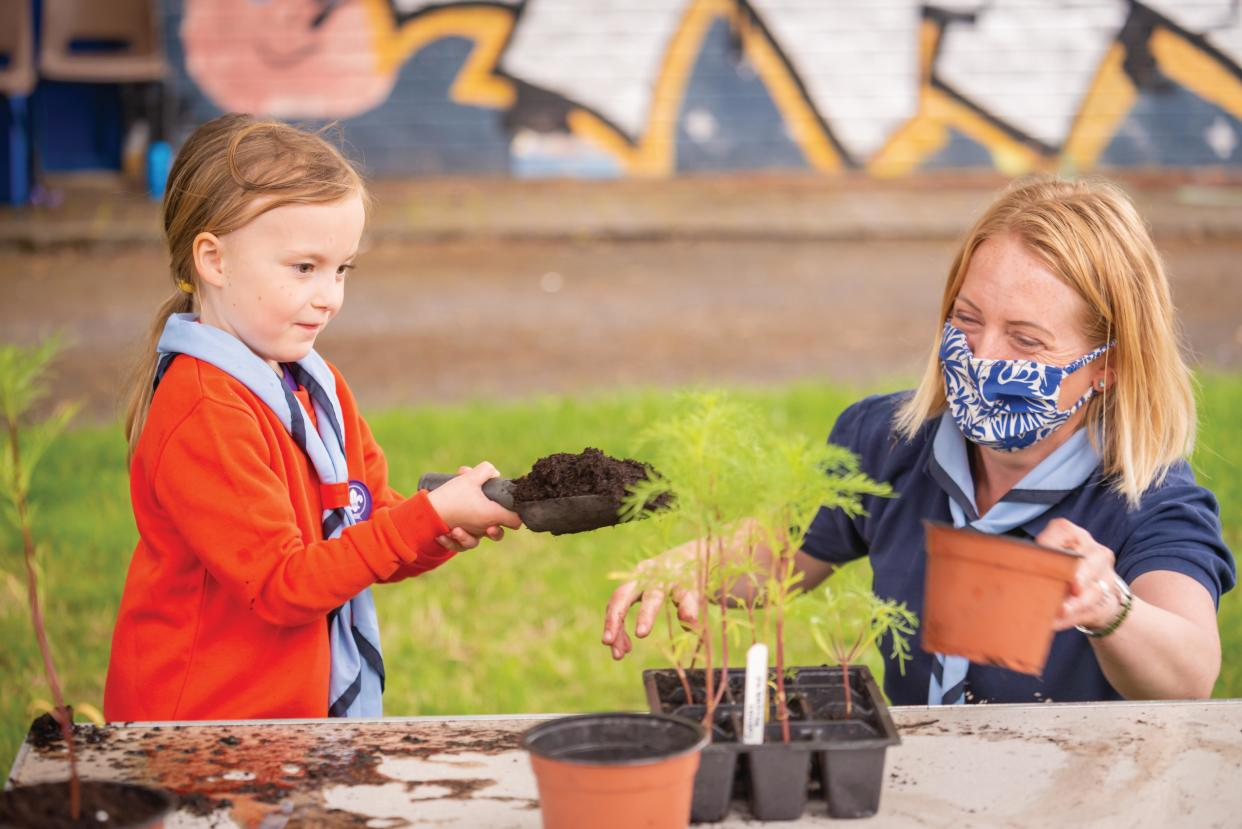 Squirrels aims to support early years