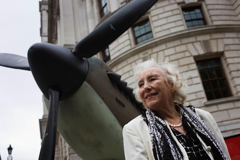 <strong>Dame Vera Lynn (1917 &ndash; 2020)<br /><br /></strong>Known for hits like We'll Meet Again and The White Cliffs Of Dover, Dame Vera died at her home at the age of 103. Tributes were led by Queen Elizabeth II and the prime minister, Boris Johnson.