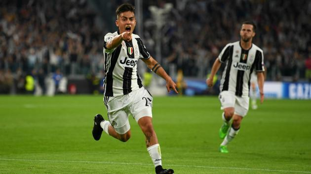 Mbappe v Dybala, Lemar on song and strikingly different defences - Monaco v Juventus in Opta numbers