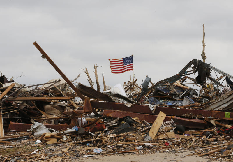 Charities see influx of aid in tornado's wake